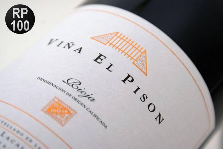 2004  Bodegas Artadi Vina el Pison $518,52 Incl. Tax