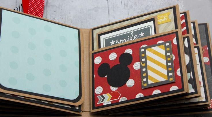 This and That: Disney Mini Album Part 2