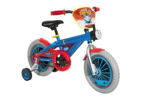 Kids Thomas The Train 851496Tj Boys Bike, 14-Inch, - 1/1