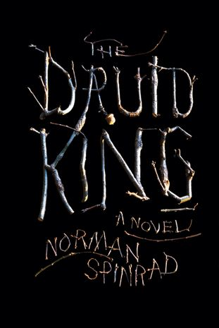 Norman Spinrad – The Druid King (2003) Couverture Stephen Doyle