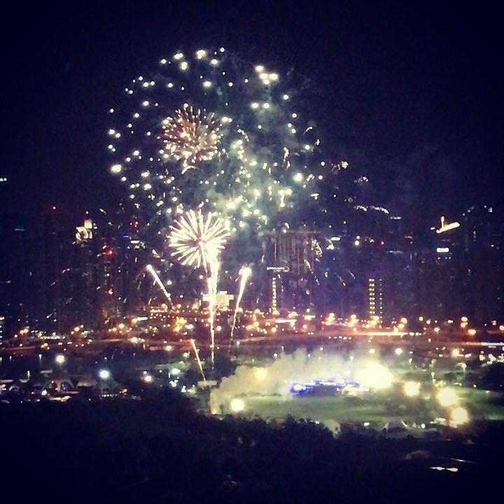 Rich Kids Spotted   Image / Video  #dubai @emiratesgc #emiratesgolfclub #golfclub #greens #fireworks #firework #night #lights #wedding #diwali #diwali2018 #uae #london #paris #milano #celebration #happy #richkidsofdubai #richkidsofinstagram...