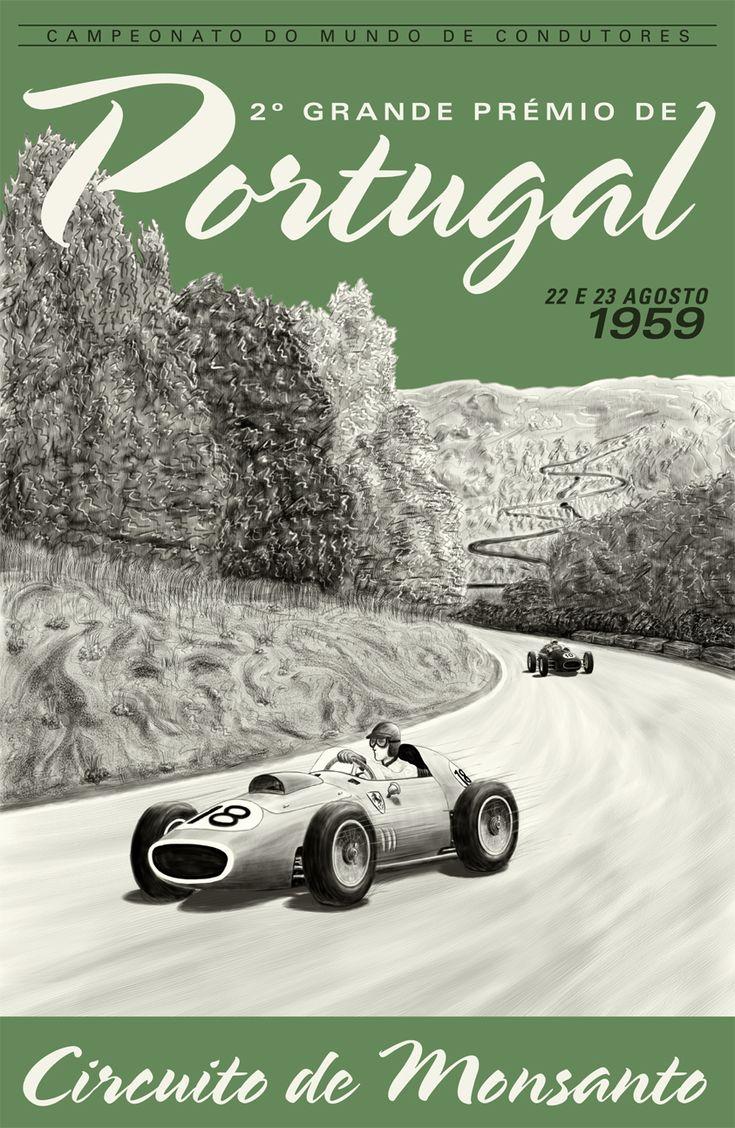 Grande Premio Portugal 1959.