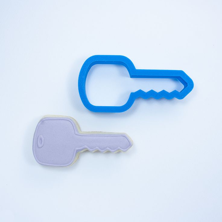 This 3D printed house key cookie cutter has been crafted for durability and quality. All cutters designed, engineered and tested by a fellow cookie enthusiast. Home page: www.frosted.co Collection: Ho
