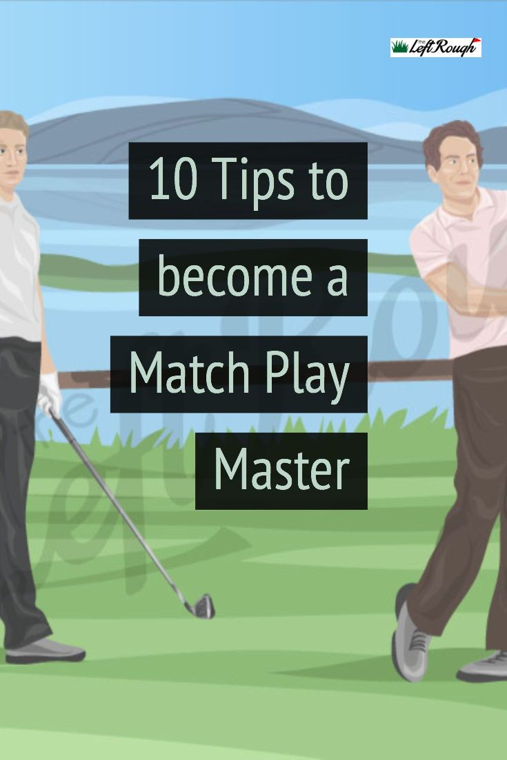 10++ As in match play golf info