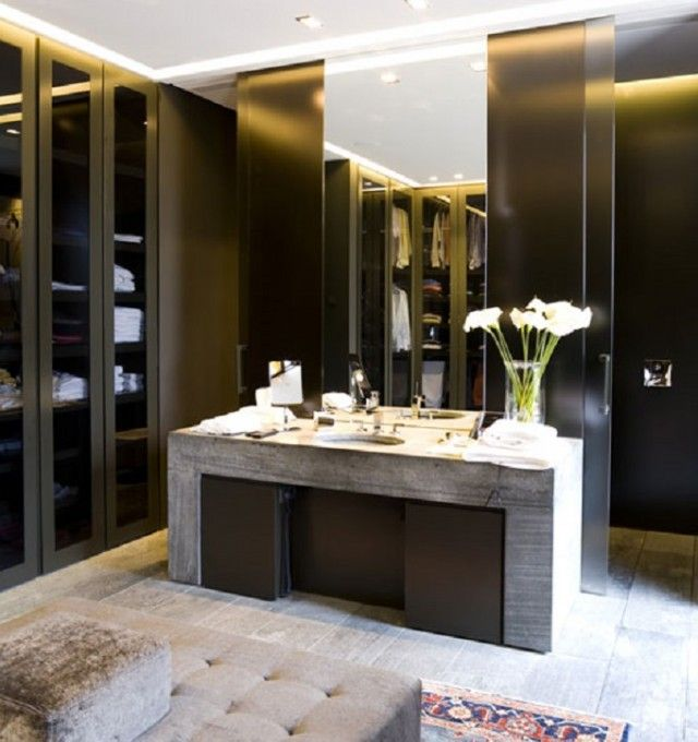 Every Woman Wants A Room With A Luxury Closet. Walk In Closet Design Ideas  Answer To A Lot Of Requires And Also Desires,