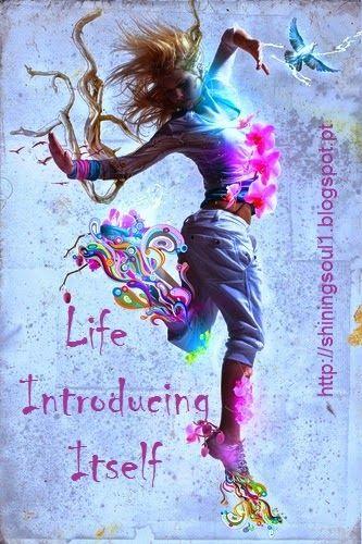 ShiningSoul: Life Introducing Itself