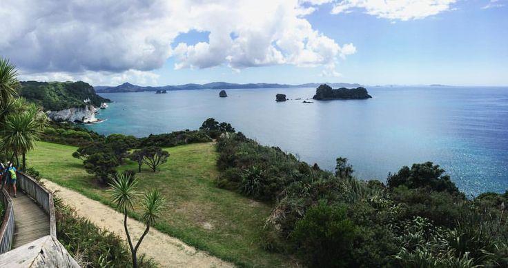 Beautiful views in Coromandel