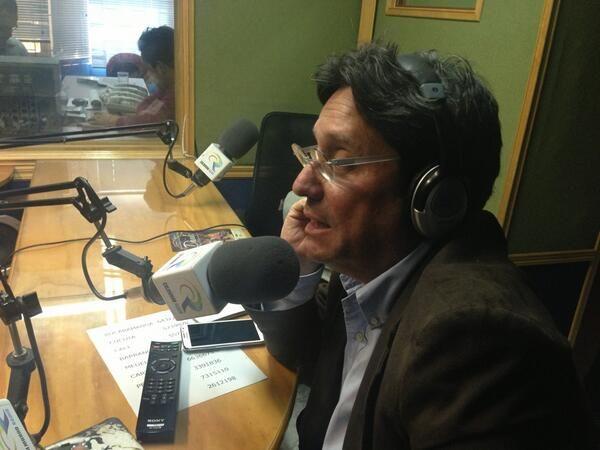 Al aire por @ColmundoRadio en El Gran Debate con Adolfo Beck.