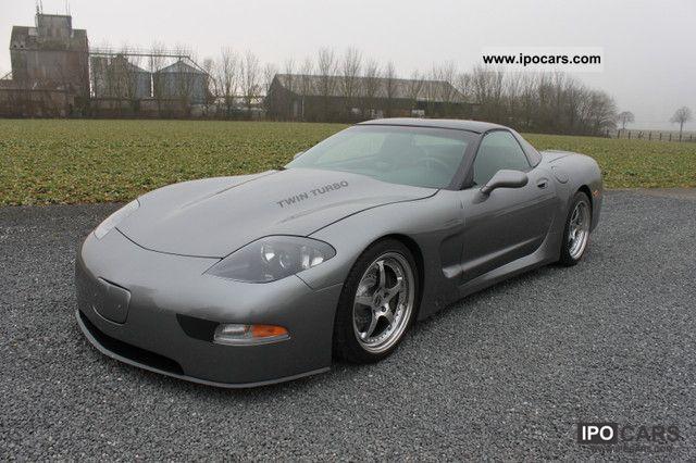 1997 Corvette C5 Lingenfelter Twin Turbo Widebody 7300KM - Car ...