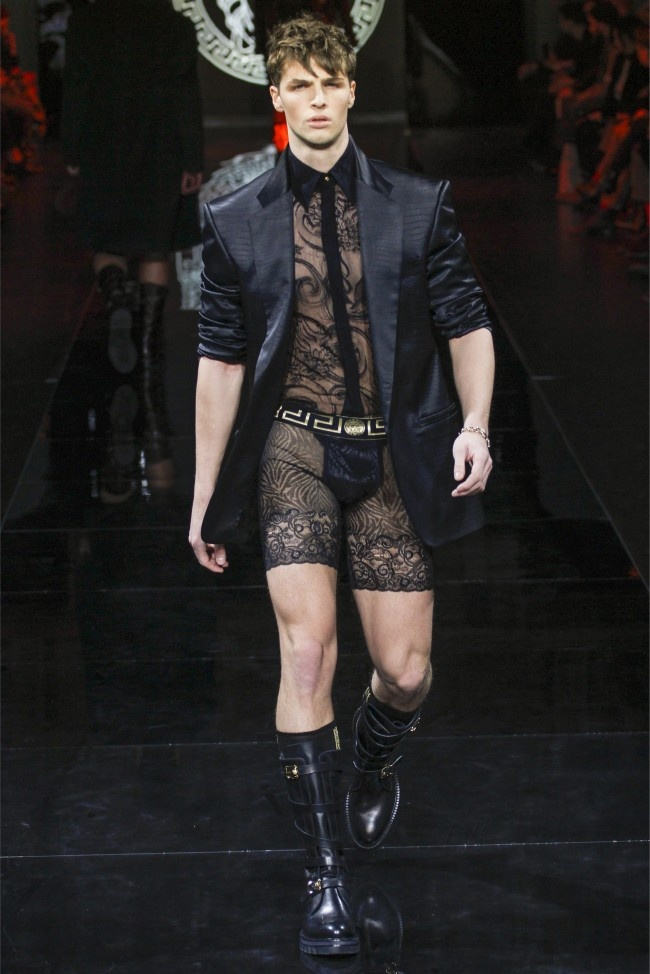 from Anton versace gay