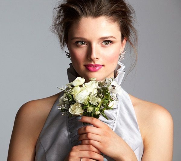 2016 Wedding Trend: Petite Bridesmaid Bouquets. Sometimes less is more, and such is the case with bridesmaid bouquets. For 2016, we adore petite floral arrangements that your girls can easily tote around. Smaller bouquets also tend to work better since most bridesmaids' dresses lean towards form-fitting silhouettes. And, as a bonus, having fewer blooms is more cost-effective!