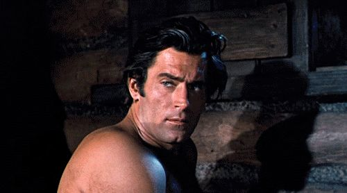 Clint Walker in Yellowstone Kelly