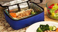 Hot Logic Mini heats food like a portable microwave