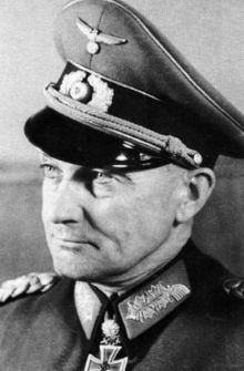 Walter Model wearing his Knight's Cross with Oak Leaves and Swords, April 1943. 24 January 1891 – 21 April 1945) was a German field marshal during World War II. He is noted for his defensive battles in the latter half of the war, mostly on the Eastern Front but also in the west. He has been called the Third Reich's best defensive tactical commander. In April 1945, with the Third Reich's defeat imminent, Model committed suicide rather than be captured and stand trial.