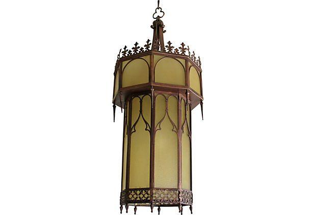Gothic Chandelier on OneKingsLane.com