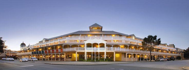 Esplanade Hotel Fremantle - by Rydges | Wedding Venues Perth | Find more Perth wedding venues at www.ourweddingdate.com.au