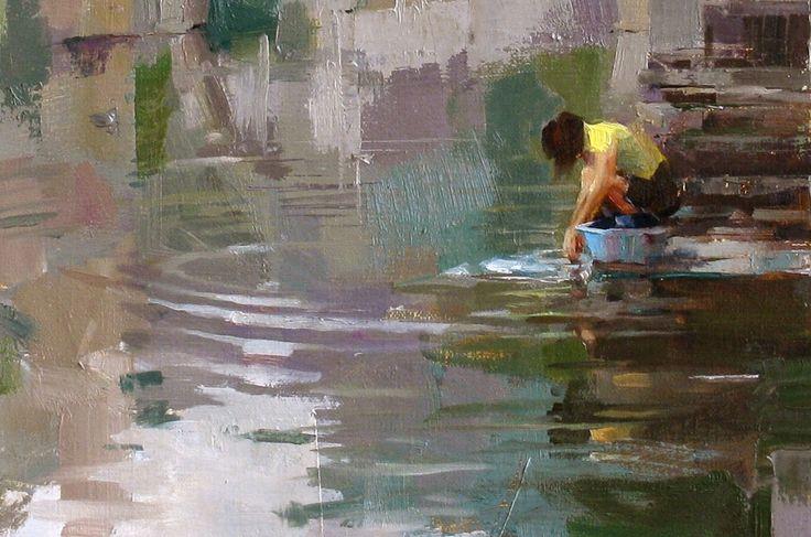 M s de 25 ideas incre bles sobre pintores actuales en - Pintores en gijon ...