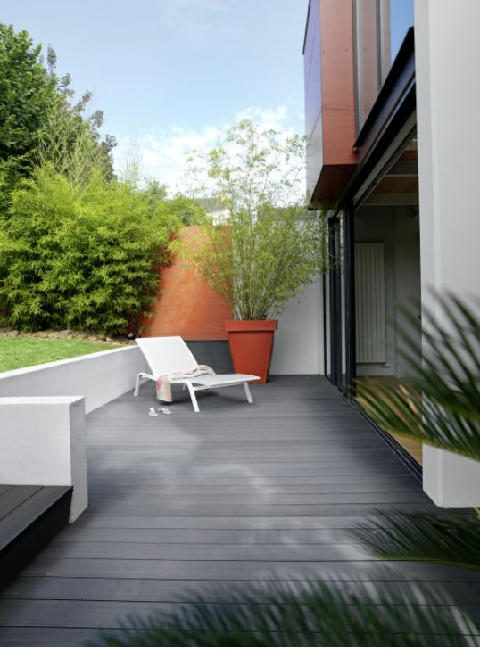 51 best Terrasse bois composite images on Pinterest Decks