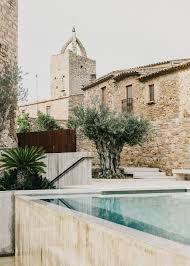 Castillo de Peratallada - photo and design by Mesura Architects
