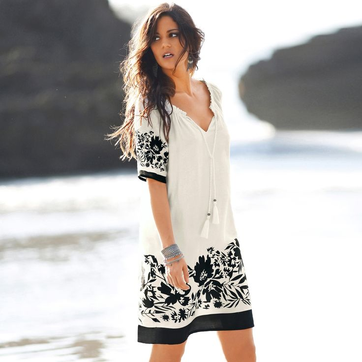 Blancheporte robe portefeuille