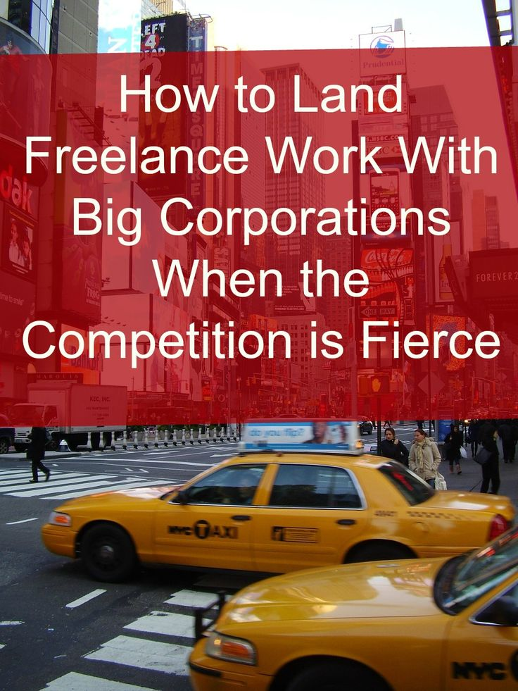Ever wonder how you can compete with the big agencies and win freelance work?…