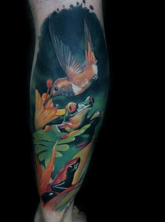 e9d9cdfb57dab 80 Hummingbird Tattoo Designs For Men - Winged Ink Ideas - #Designs # Hummingbird #Ideas #ink #Men #Tattoo #Winged