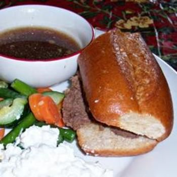 Easiest Slow Cooker French Dip: Cooker French, Crock Pot, Easiest Slow, Crockpot, Food, French Dip, Slow Cooker, Dips