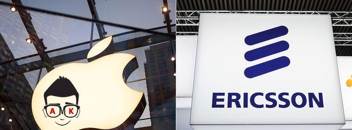 Apple'€™a Ericsson'€™dan Dava | AmkTekno - Mizahi Teknoloji ve internet Haberleri