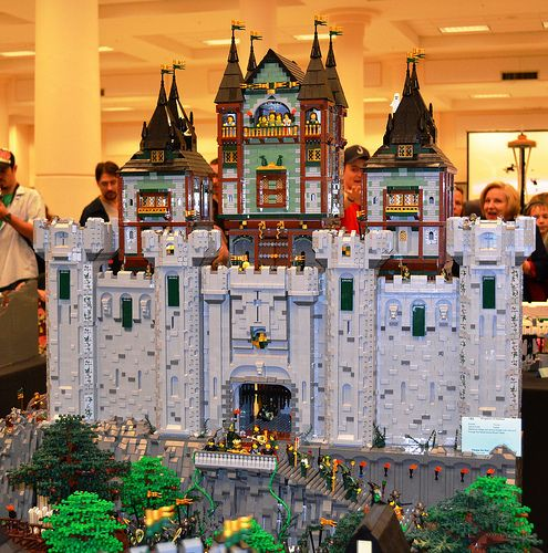 Legos Kingdom of Halthus