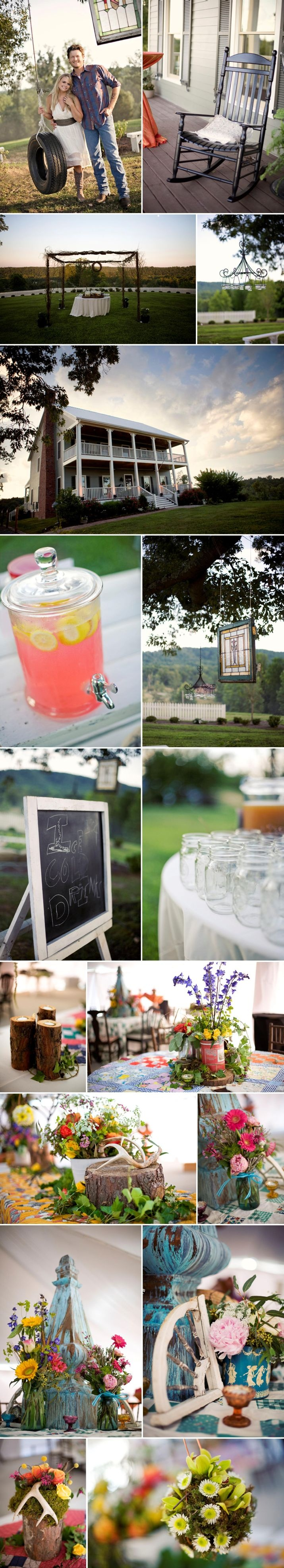 Southern Engagement Party: Miranda + Blake, Part I « Southern Weddings Magazine