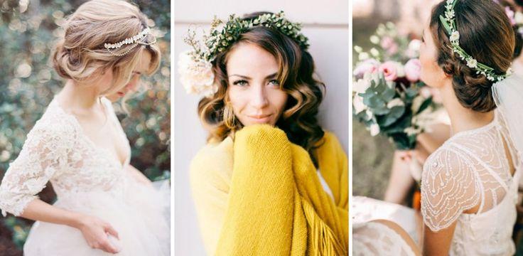Acconciature da sposa in base al viso: i look ideali per ogni volto