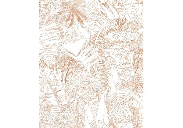 1000 id es propos de papier peint couloir sur pinterest for Papier peint sur un seul mur