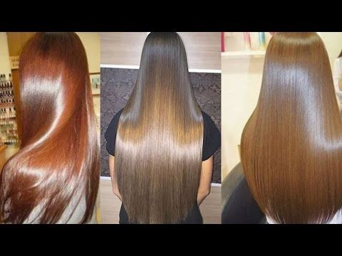 How to get silky smooth hair at home in 30 minutes|DIY hair spa at home|hair mask for smooth hair - YouTube