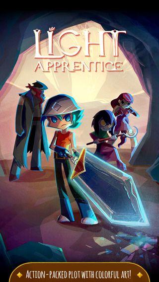 Light Apprentice. Уникальная игра от BulkyPix | Скачать игры и программы для Android и iOS бесплатно