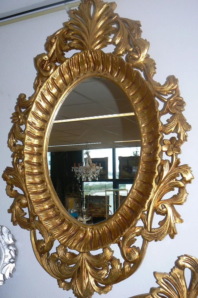 17 beste afbeeldingen over spiegels op pinterest franse for Barok spiegel