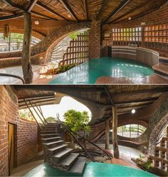 The Vernacular in Architecture How can one convince common perception that low-cost and eco-friendly does not mean a compromise on aesthetics? Check out a young architectural practise follow in the footprints of the likes of architects, Laurie Baker and Nari Gandhi and leave us your views... http://inditerrain.indiaartndesign.com/2015/02/the-vernacular-in-architecture.html