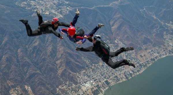 SkyDive Murcia, una experiencia de paracaidismo en Murcia
