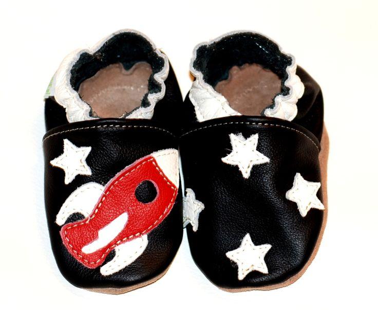 ekoTuptusie Kosmiczny Rejs Soft Sole Shoes Space Voyage Les chaussures pour enfants https://fiorino.eu/