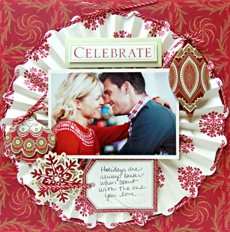 HSN October 7th Sneak Peek #2 | Anna's Blog -- one example of the new 48 pages of cardstock 12 x 12