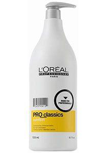 L 39 oréal pro classics nutrition shampoo 1500 ml