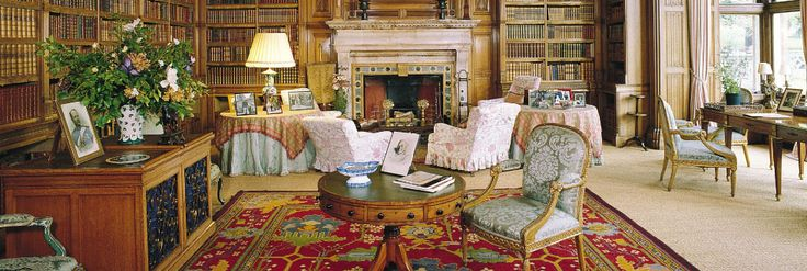 the-library - Holker Hall - Image 1 the-house