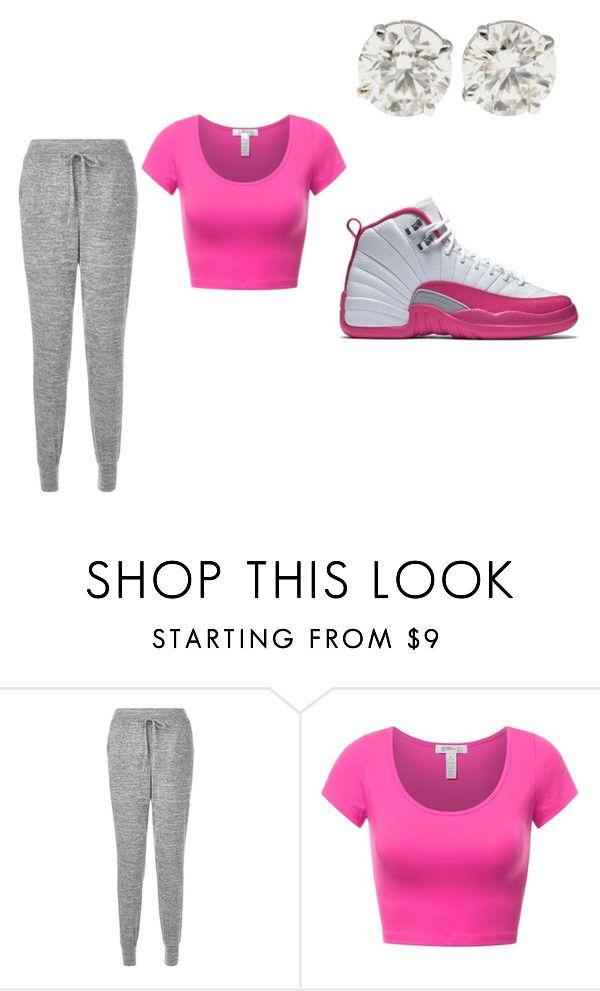 online store 9ba3c ed382 ... air JORDAN 12 RETRO FRESH by dd4lfashiongirl13 ❤ liked on Polyvore  featuring New Look · Jordan SNEAKER ...