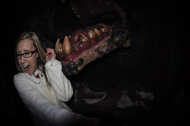 Ancient Evil at Haunted Hoochie