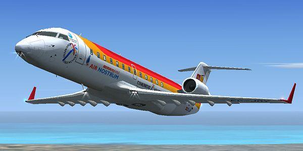 Air Nostrum CRJ 200ER