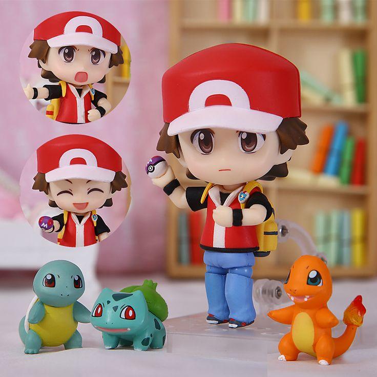 $15.99 (Buy here: https://alitems.com/g/1e8d114494ebda23ff8b16525dc3e8/?i=5&ulp=https%3A%2F%2Fwww.aliexpress.com%2Fitem%2FNendoroid-Pokemon-Red-PVC-Action-Figure-Toy-Ash-Ketchum-Zenigame-Charmander-Bulbasaur-Anime-Collectible-Model-Toy%2F32471750753.html ) Nendoroid Pokemon Red PVC Action Figure Toy Ash Ketchum Zenigame Charmander Bulbasaur Anime Collectible Model Toy for just $15.99