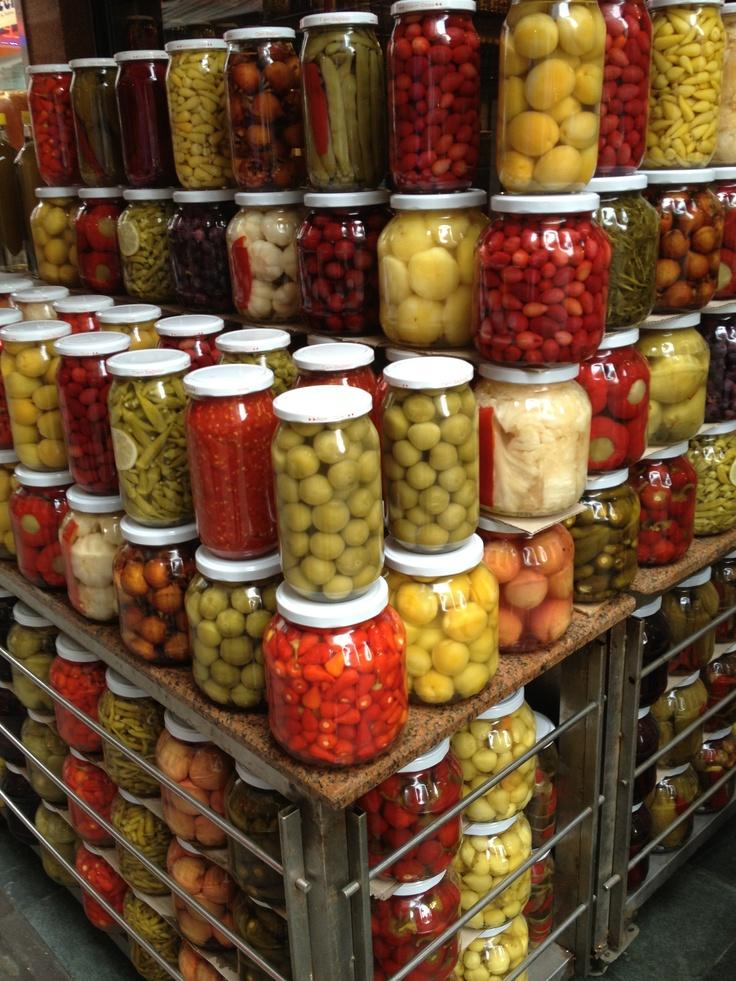 pickles for sale - Turkish food