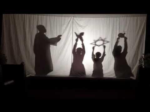 Nativity Shadow Drama Part 1
