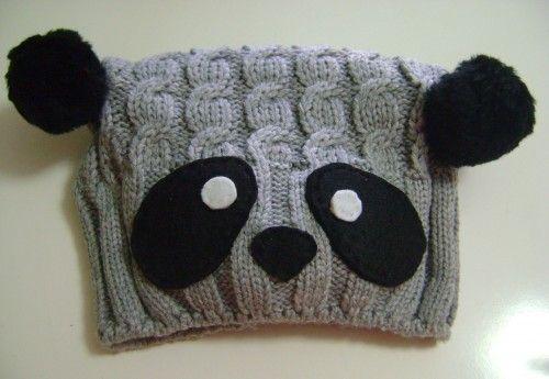Panda Bere, Gri Panda Bere | Hepsi Ev Yapımı