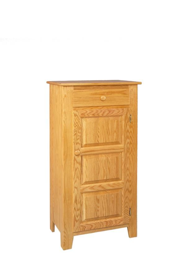 amish jelly cupboard cabinet with drawer