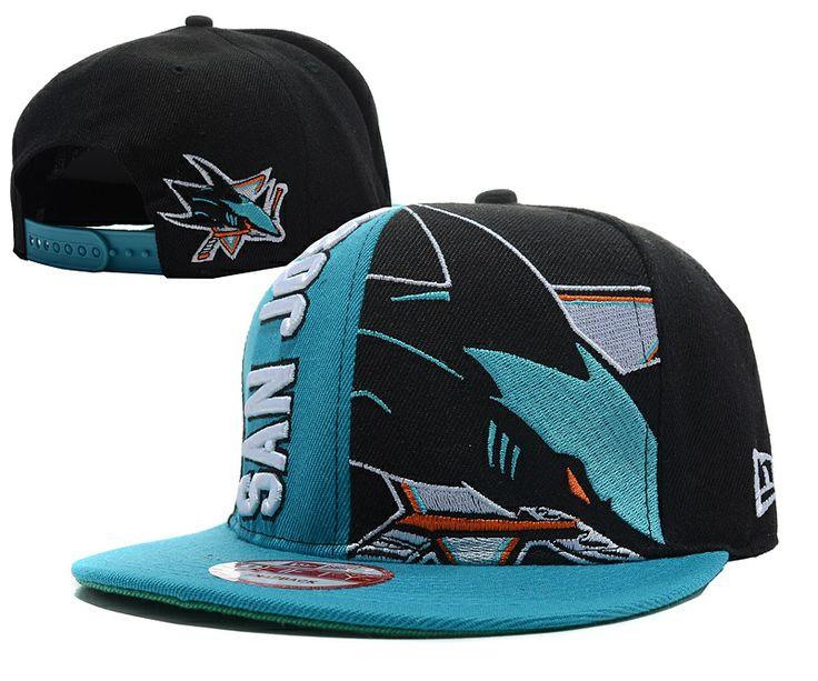 NHL San Jose Sharks Snapback Hat (3) , wholesale for sale $5.9 - www